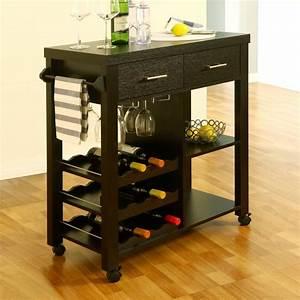 Charlton Home Sanderson Bar Cart & Reviews Wayfair