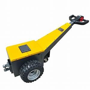 1500kg Manual Tow Tractor Truck    Qdd10 Electric Mini