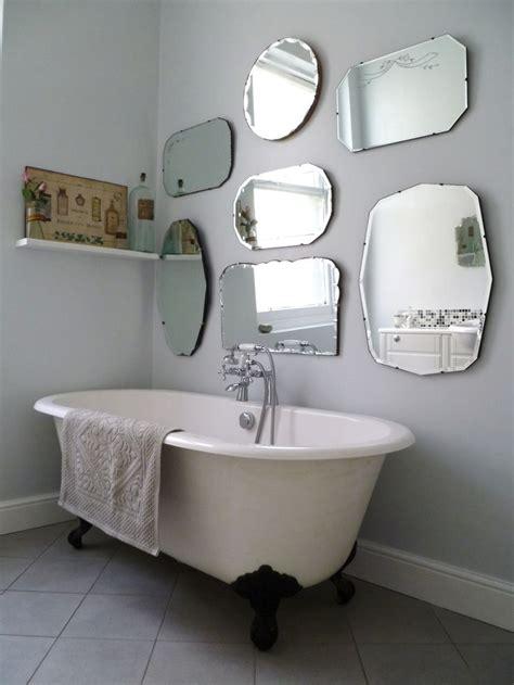 retro bathroom wall decor best 25 vintage mirrors ideas on mirrors
