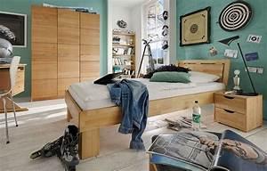Jugendzimmer Massivholz Komplett