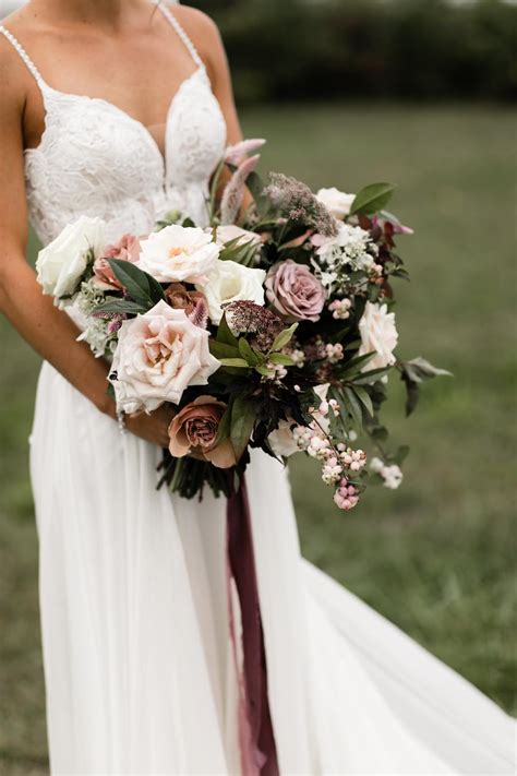 fall bridal bouquets   beautiful  words