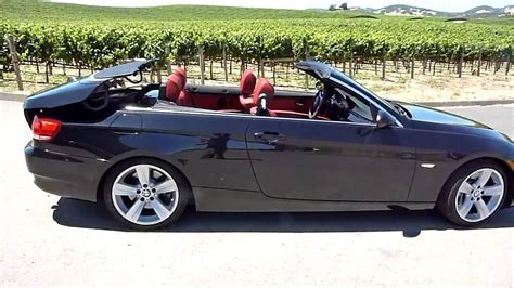 Bmw 335i Convertible by 2008 Bmw 335i Convertible Top Sold