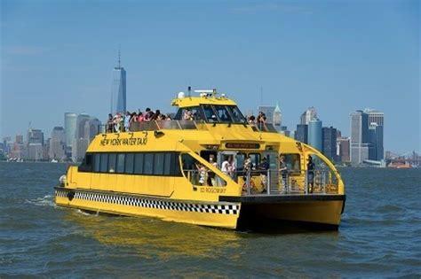 Boat Transport Ny by Le Ny Waterway Ny Water Taxi Et Nyc Ferry 224 La Fois