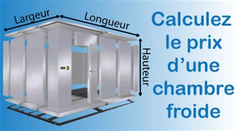 location chambre froide prix chambres froides et meubles frigorifiques atfroid