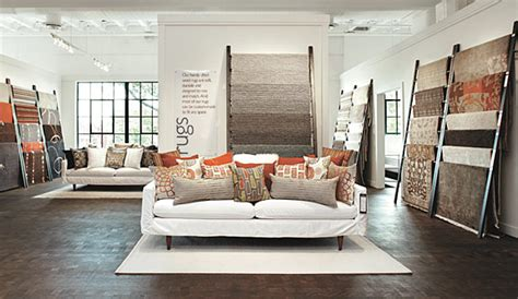 washington dc modern furniture store room board