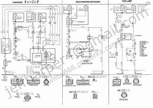 Toyota Mark X Wiring Diagram