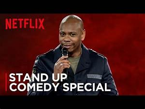 New Dave Chappelle trailer for his upcoming specials ...