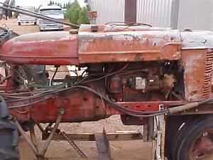 Farmall  U0026quot H U0026quot   1940  Model Tractor