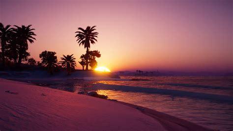 greece beach sunset wallpaper   wallpaperarc