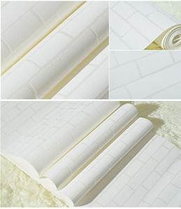 33ft 3D Brick Art Thick Embossed Vinyl Wall Covering ...