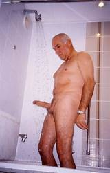 Mature gays in the shower movies