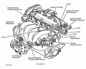 2 4 Engine Diagram Sensors