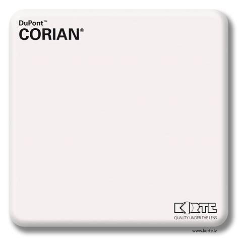 Corian Glacier White Dupont Corian 174 Korte Lv