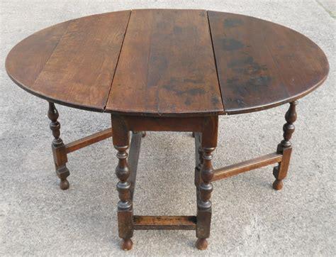 antique dining table for antique oak gateleg dining table 246276 7473