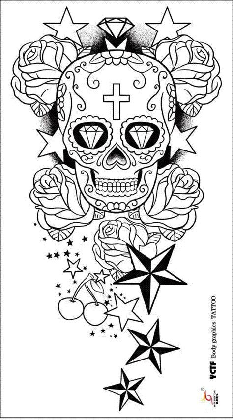 55+ Skull And Star Tattoos Ideas With Meanings