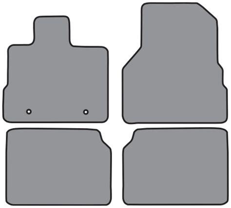 Chevy Equinox Floor Mats 2005 by Equinox Suv Mats Factory Oem Parts