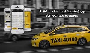 cab booking app developers UK