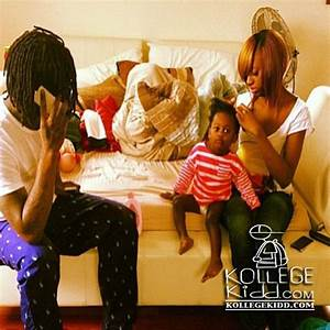 Chief Keef's Baby Mama Hopes He Drowns From Surfing; Sosa ...