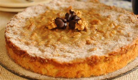 Receta Kuchen De Nuez Gourmet