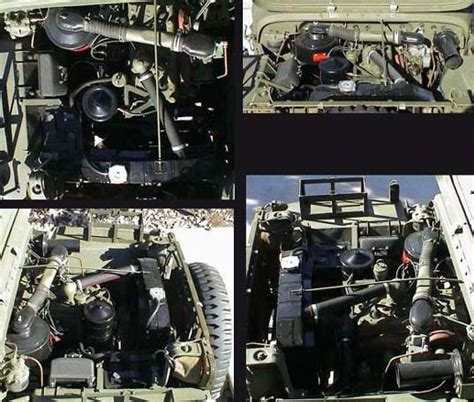 wwii jeep engine wwii airborne jeep features
