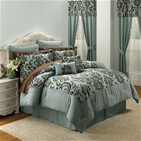 Brown And Blue Bedding by The World S Catalog Of Ideas