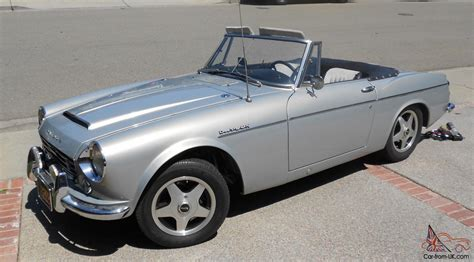 Datsun 1600 For Sale by 1967 Datsun 1600 Roadster