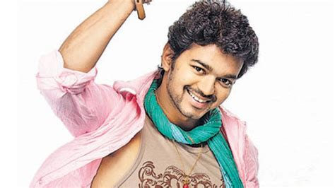 Tamil Actor Vijay Is Happy With Aiadmk's Victory In State