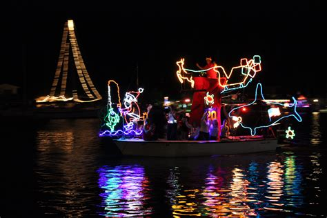 festival of lights florida 51st annual festival of lights holiday boat parade mad