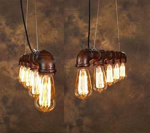 Lampe Vintage Look : luminaire vintage ~ Sanjose-hotels-ca.com Haus und Dekorationen