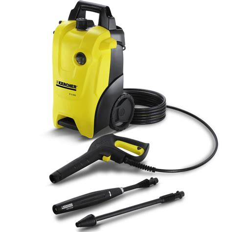 Karcher K3 200 Compact Water Cooled Pressure Washer 120 Bar