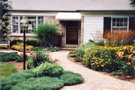entry garden design ideas curb appeal archives garden design inc