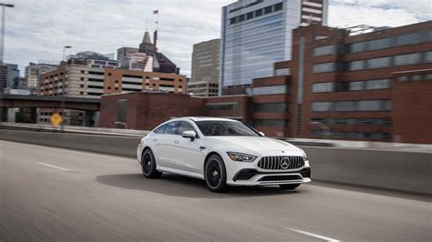 View similar cars and explore different trim configurations. 2021 Mercedes-AMG GT 4-Door Coupe starts at $90,950 with arrival of GT 43