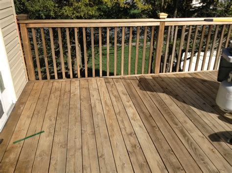 deck stripping and restaining advice sought page 2