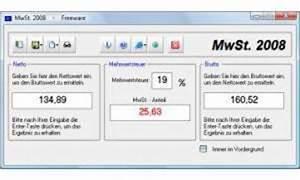 Mwst Berechnen Excel : excel vorlage fahrtenbuch 2009 download pc magazin ~ Themetempest.com Abrechnung