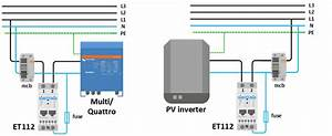 Example Block Diagram Of An Electronic Power Meter With An
