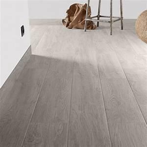 Carrelage Interieur Pas Cher : carrelage sol et mur gris perle effet bois helsinki x ~ Dailycaller-alerts.com Idées de Décoration
