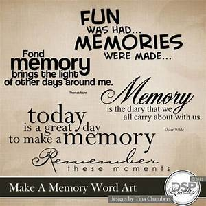 Make A Memory Word Art | Quotes | Pinterest | Words ...