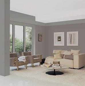 12 nuances de peinture gris taupe pour le salon With conseil pour peindre un mur 13 chambre taupe et couleur lin idees deco ambiance zen
