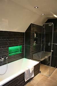 Modernes Bad Mit Dachschräge Gispatcher
