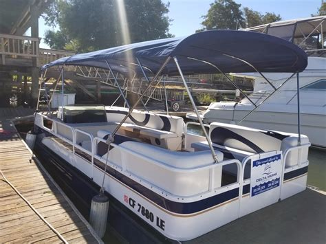 Used Boats Redding Ca Craigslist by Pontoon New And Used Boats For Sale In California