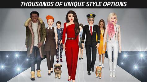 avakin 3d virtual play avakinlife