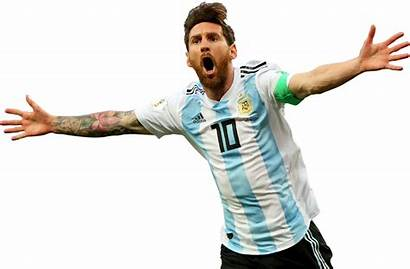 Messi Lionel Argentina Render Footyrenders