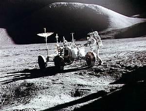 July 30, 1971 – First manned lunar rover