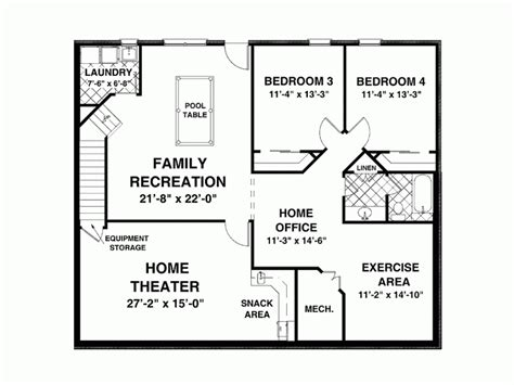 1500 sq ft floor plans 1500 square open floor plans home deco plans