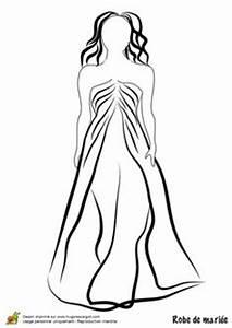 dessin coloriage robe de mariee style flamenco avec With coloriage robe