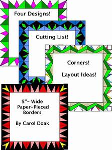 Free Simple Beautiful Borders For Projects On Paper ...