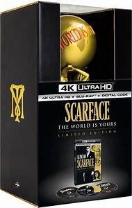 U201cscarface Gold Edition U201d Annihilates 4k Ultra Hd October 15