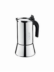 Bialetti Venus 6 Tassen : bialetti espressomaschine venus f llmenge 6 tassen silber ~ Whattoseeinmadrid.com Haus und Dekorationen
