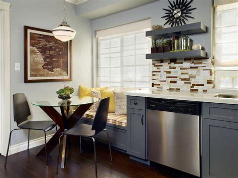 Plan A Smallspace Kitchen  Hgtv