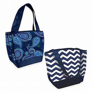 fit freshr hyannis insulated lunch bag bed bath beyond With bed bath and beyond mattress bag